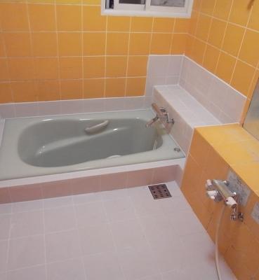 バス・トイレ・キッチンの施工例1