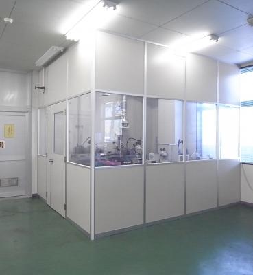 工場メンテナンス 施工例1