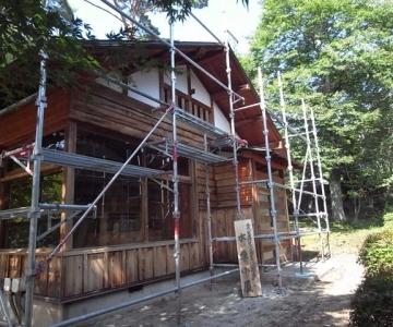 屋根・外壁(塗装)工事 施工例2